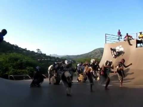 Indigo Skate Camp Zulu Dance