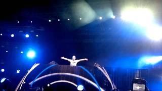 Armin Van Buuren - Full Focus (Chris Schweizer Remix) Live Hipodromo Mexico DF