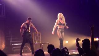 Britney Spears - Do Somethin' - Live at AXIS in Las Vegas 4/7/17