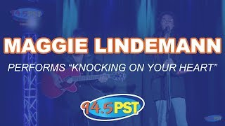 Knocking on Your Heart- Maggie Lindemann