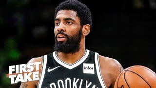 Kyrie Irving vs. the Celtics will be a spectacle – Max Kellerman | First Take