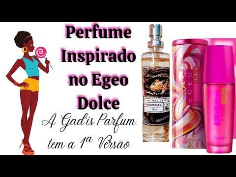 PERFUME INSPIRADO NA PRIMEIRA VERSÃO DO EGEO DOLCE / GAD'IS PARFUM 🌷