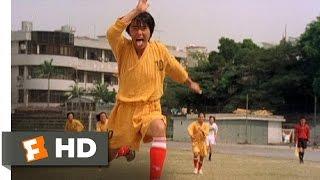 Shaolin Soccer (2001) - Shaolin Soccer vs. Team Puma Scene (6/12)   Movieclips