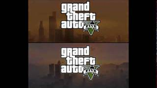 GTA V Trailer - San Andreas Remake (splitscreen)