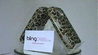 Rhinestone Bling Jewel Diamond Crystal Case Cover for Samsung Impression A877 by Bling Cases.com