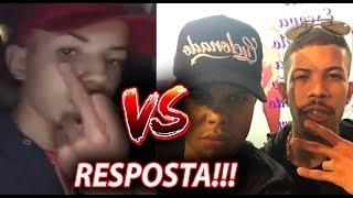 MC DON RUAN RESPONDE TRETA COM MC LAN E MC MAGRINHO