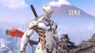 Heroes of the Storm Pokes | Genji