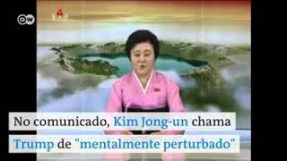 Urgente coreia do Norte ameaça  estados Unidos