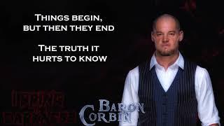 Baron Corbin WWE Theme - I Bring The Darkness (lyrics)