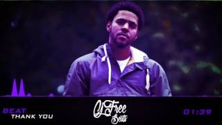 """J Cole Type Beat Gospel Hiphop """"Thank You"""" {Produced By Cj Free}"""