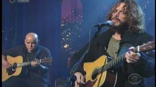 Chris Cornell - The Keeper (David Letterman - 9/22/11)