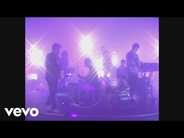 "Vídeo de la canción ""Tonite"" de LCD Soundsystem."