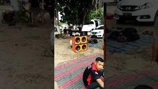 """test Sound system speaker 25"""" - Jupiter owner kanjuruhan malang"""