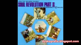 The Wailers - Fussing And Fighting   SOUL REVOLUTION