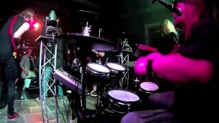 Drum cam - Man on the silver mountain (Rainbow cover)