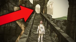 10 Secret Video Game Areas You Weren't Meant To Find
