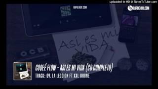 Coqee Flow ft Xxl Irione    Asi es mi Vida sin editar mg?