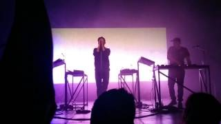 Moderat - Let In The Light (Live 5/26/16 - Fonda Theater Hollywood)