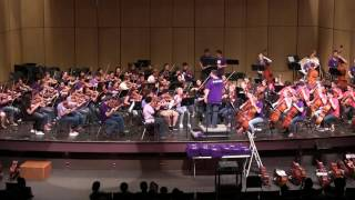 """""""America"""" from West Side Story - Pioneer High School Symphony Orchestra"""