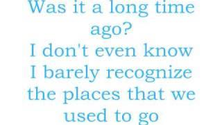 Amanda Falk - Fireflies (lyrics)