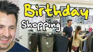 Birthday Shopping | OZZY RAJA