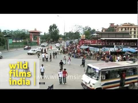 Old bus park, Kathmandu, Nepal