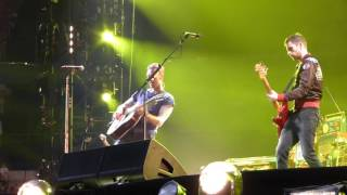 Coldplay Yellow - Live Amsterdam Arena 2016