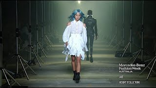 AJE Resort 2017 MBFW Australia - Fashion Channel