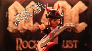 AC/DC Rock The Blues Away