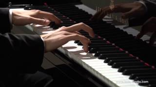 Bizet - Carmen, suite no. 2 - II. Habanera (Piano version)