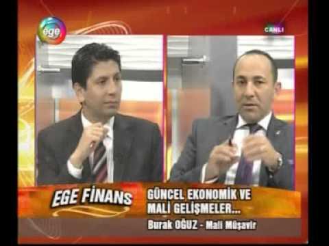 Burak OĞUZ - Ege Tv (4.10.2012) Vergi Ödeme Emri Karşısında Ne Yapılır-2