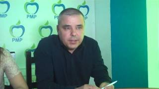 Alexandru Oltean candidat PMP Primaria Medias