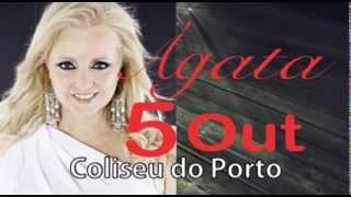 Ágata - Coliseu do Porto 5 de Outubro