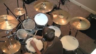 Foo Fighters - Let It Die drum cover