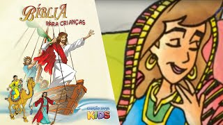 Bíblia para Crianças: Isaac e Rebeca (Antigo Testamento)