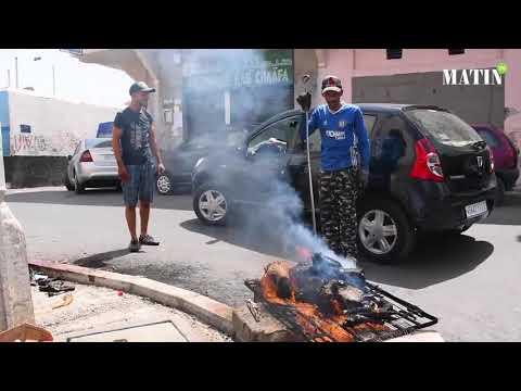 Video : Aïd al-Adha: ambiance festive à Salé malgré la pandémie