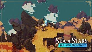 Sea of Stars Gets Lots of Gameplay Showing Moorlands on Sleeper Island