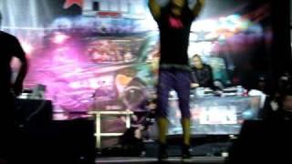 EXCLUSIVE NEW Black Eyed Peas Boom Boom POW remix ft LMFAO LIVE
