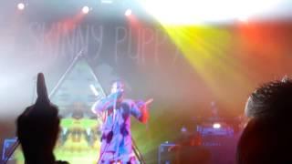 Skinny Puppy - The Choke Live