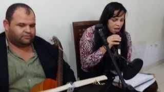 Quero ir ao céu - Meire e Tiele - Com Samuka Duarte