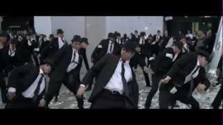 Step Up 4  la mafia  baile en la empresa