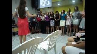 MOCIDADE DA IGREJA ASSEMBLEIA DE DEUS MINISTÉRIO IPIRANGA!