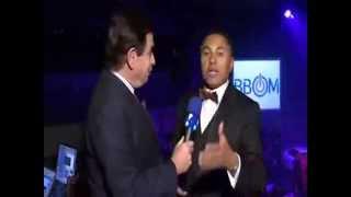 Amaury Jr dando credibilidade à BBOM