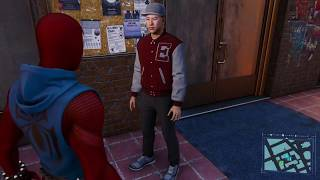 Marvel's Spider-Man - College Buddies - Find the Missing Student Side Mission