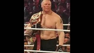 Brock lesnar theme song