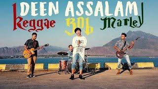 Deen Assalam Reggae Bob Marley Style!! - Cover by 3WAY ASISKA width=