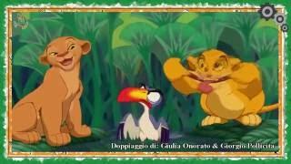 Il Re Leone - Voglio Diventar Presto Un Re (FanDub ITA completo)