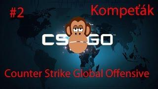 CS:GO |#2| x2 Mirage |720p| HD