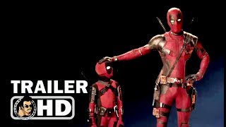 "DEADPOOL 2 ""Mini-Deadpool"" IMAX TV Spot Trailer (2018) Ryan Reynolds Marvel Superhero Movie HD"