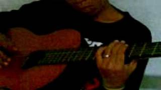"""Paul Gilbert """"Scarefied"""" Cover by Sion"""